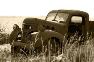 47' Fargo Truck